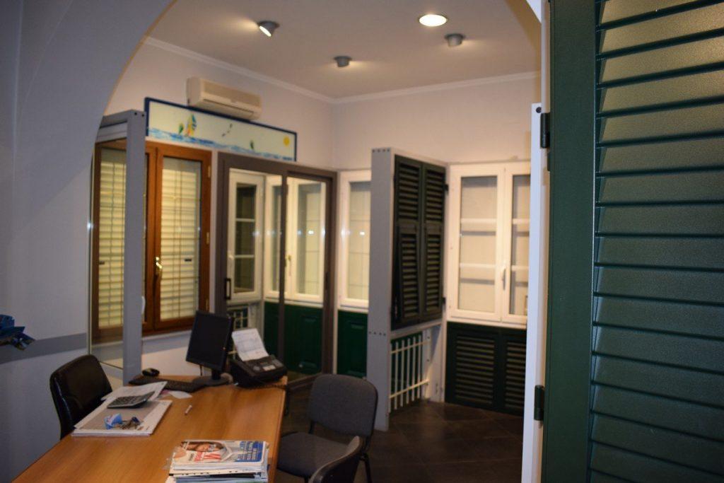showroom cp system genova